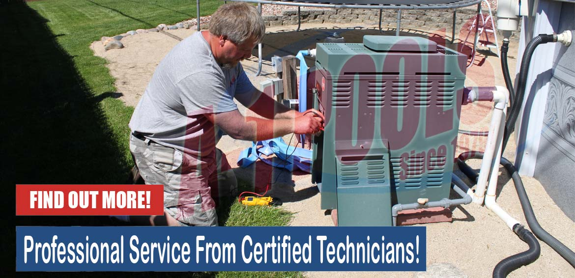 Pool and Hot Tub Certified Service from A1 Pools in Wisconsin