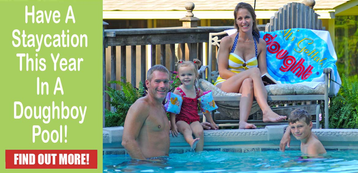 Have a Staycation with a New Pool from A1 Pools in Wisconsin